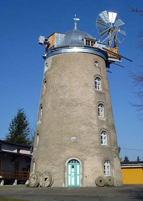 Windmühle Pahrenz