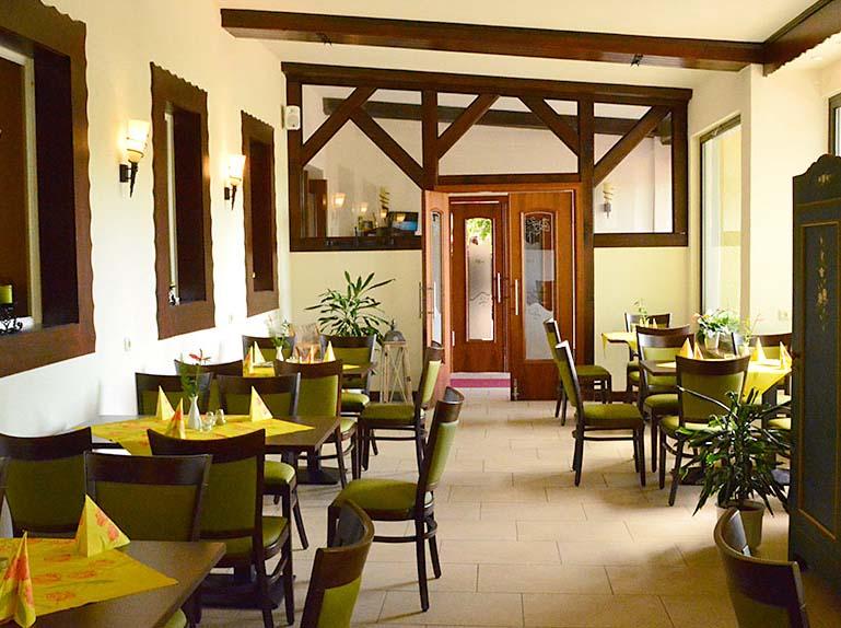 Wintergarten Restaurant Zum Ross